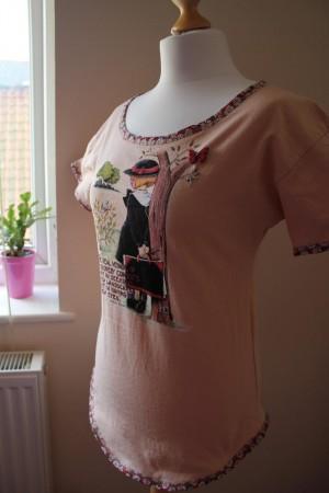 T-Skjorter Sommerfugl